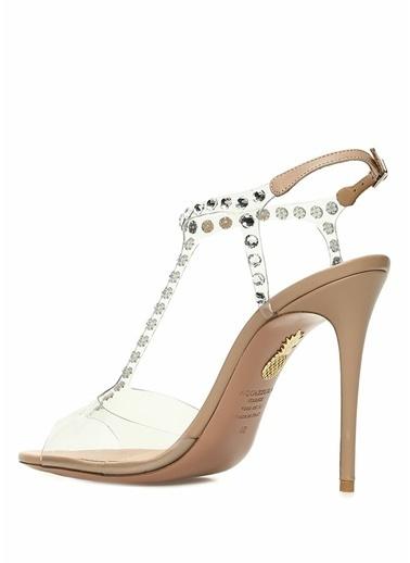 Aquazzura Ayakkabı Pudra